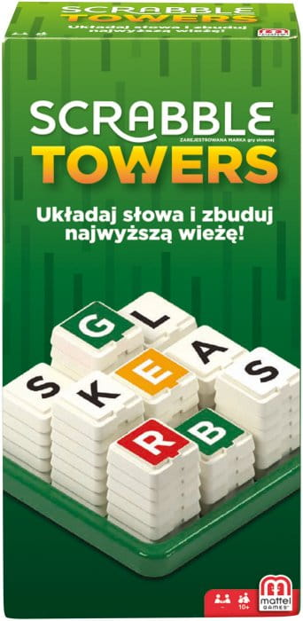 scrabble tower, zabawkitotu.pl