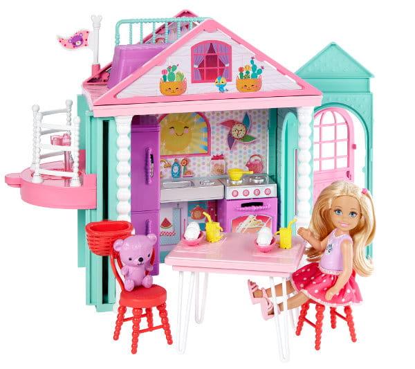 Barbie, domek dla lalek