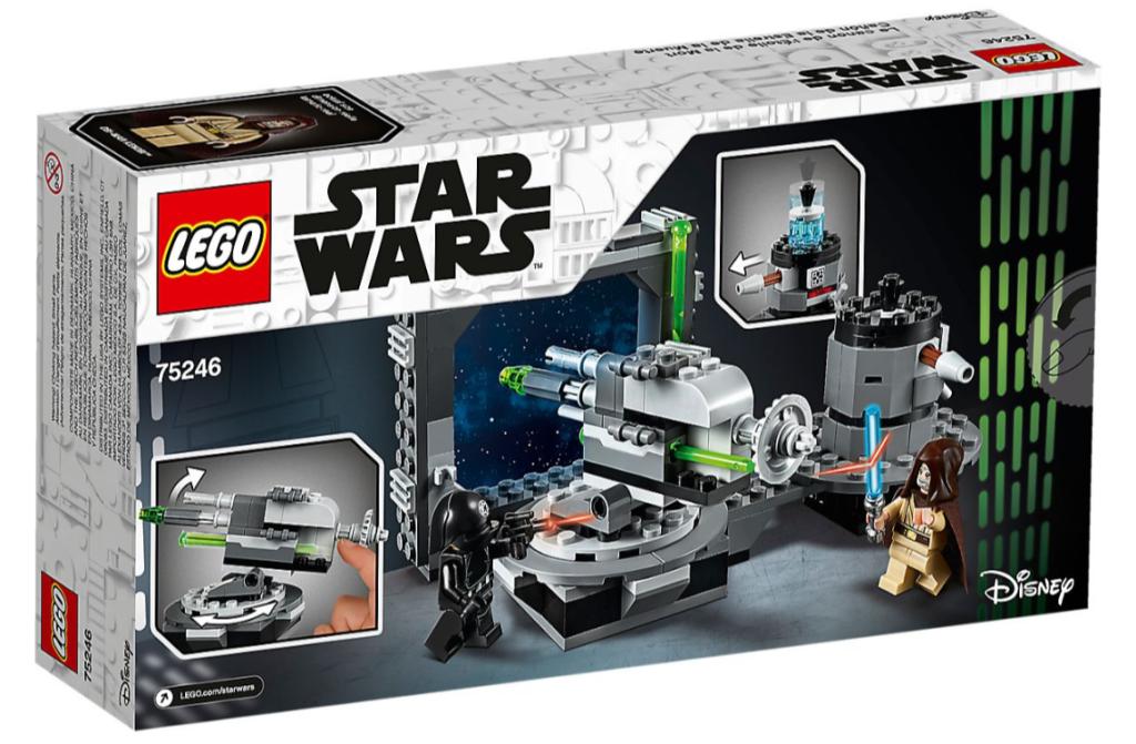 LEGO® Star Wars™ Działo na Gwieździe Śmierci w zabawkitotu.pl