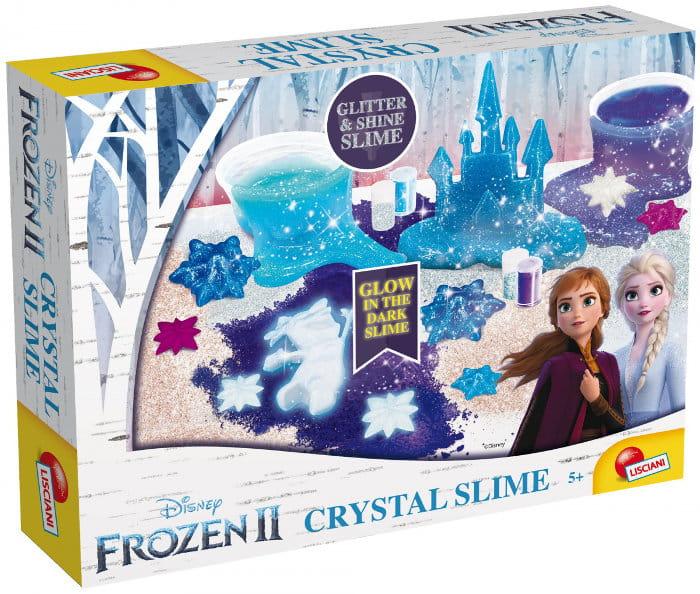 slime, crystal, kraina lodu 2