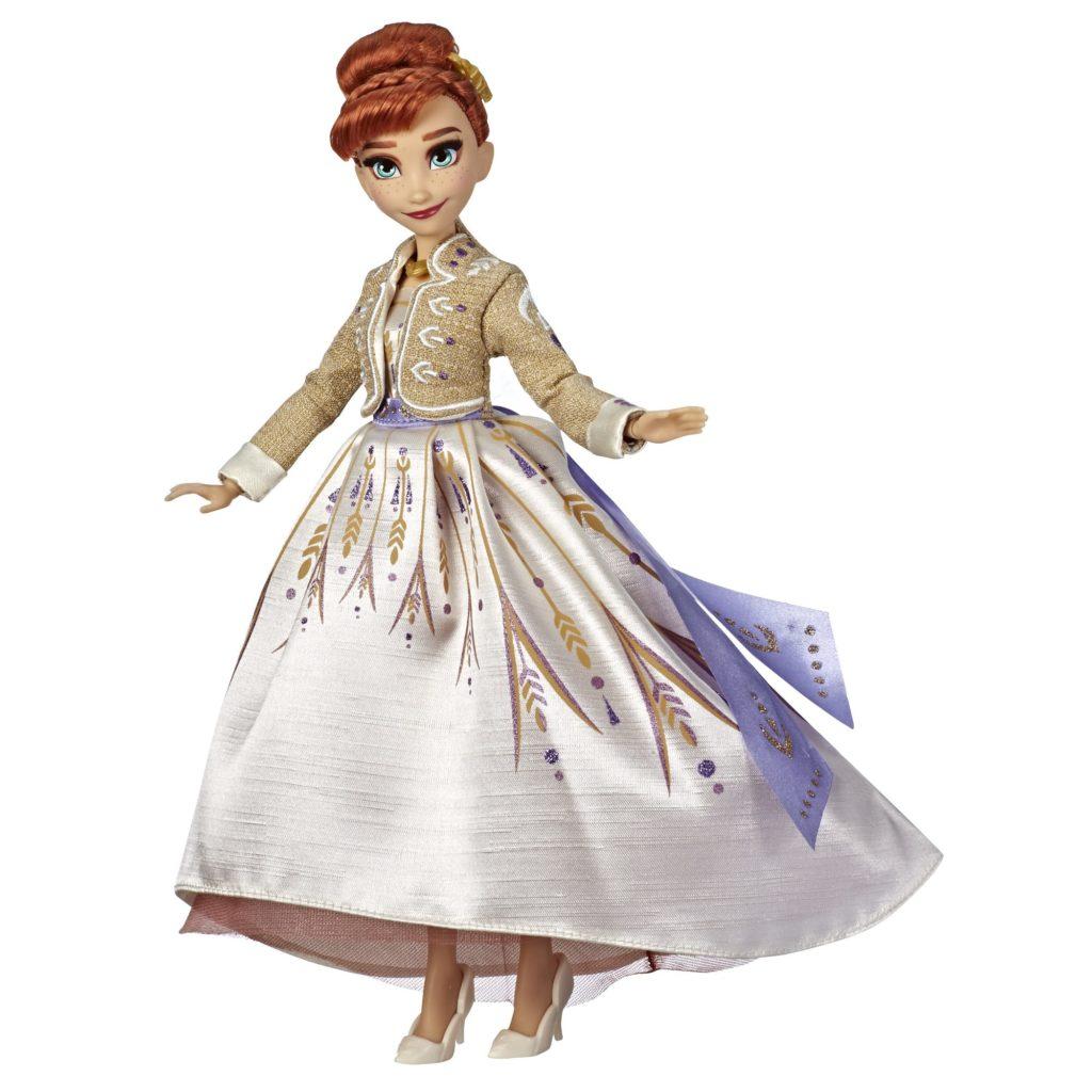 Lalka Anna Kraina Lodu 2 w Sukni Deluxe - lalki kraina lodu 2 w zabawkitotu