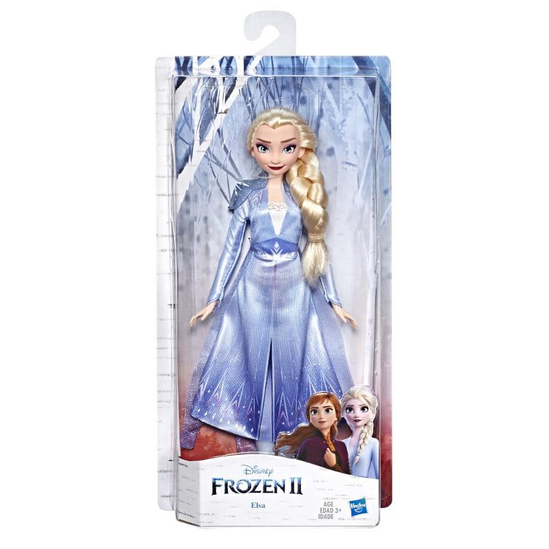 Klasyczna lalka Elsa Frozen 2, Karina Lodu 2 - zabawkitotu