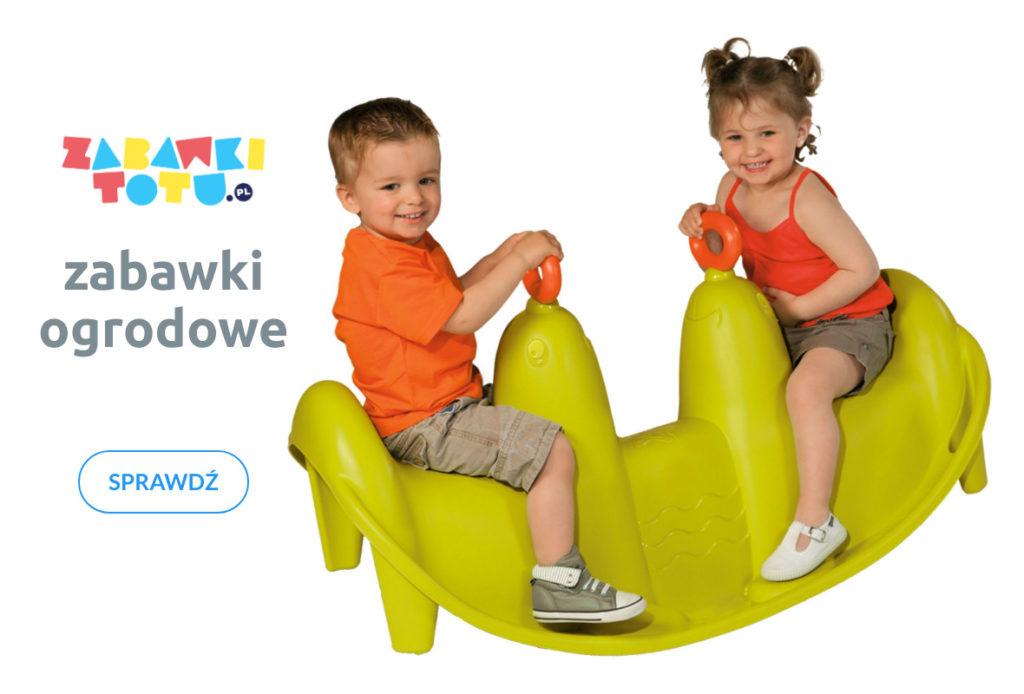 zabawki ogrodowe w zabawkitotu.pl