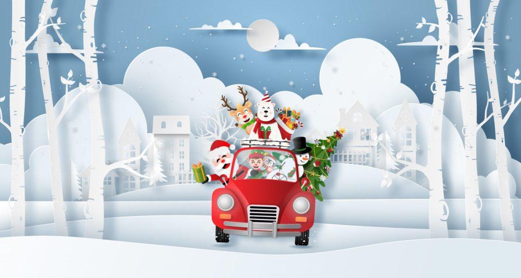 Prezenty, Boże Narodzenie, życzenia, zabawkitotu
