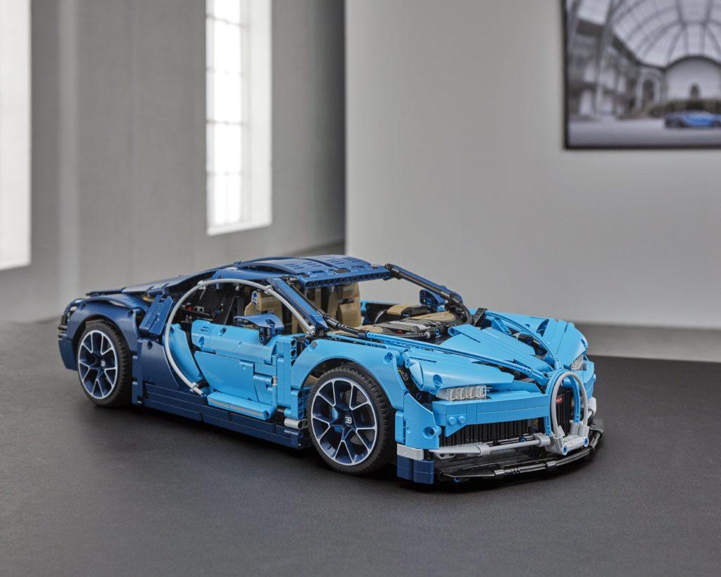 LEGO TECHNIC 42083 Bugatti Chiron zabawkitotu