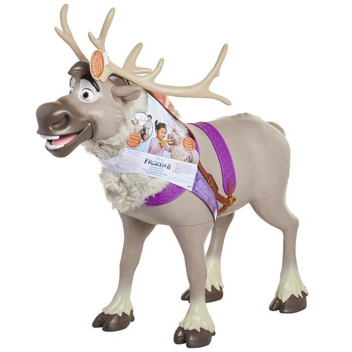 Renifer Sven - zabawki z Krainy Lodu 2 Frozen 2 - pomysł na prezent świąteczny dla dzieci