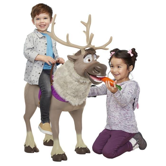 Ogromny Renifer Sven dla dzieci - Zabawki Kraina Lodu 2, Frozen 2, zabawki pod choinkę