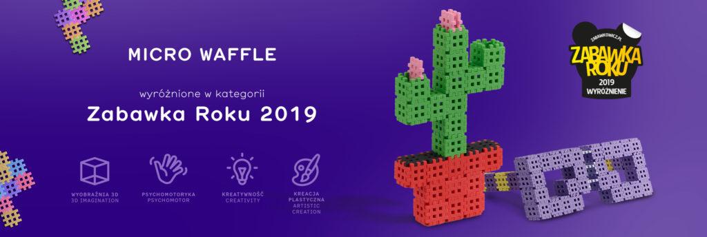 micro wafle, miniwafle, klocki konstrukcyjne marioinex w zabawkitotu.pl
