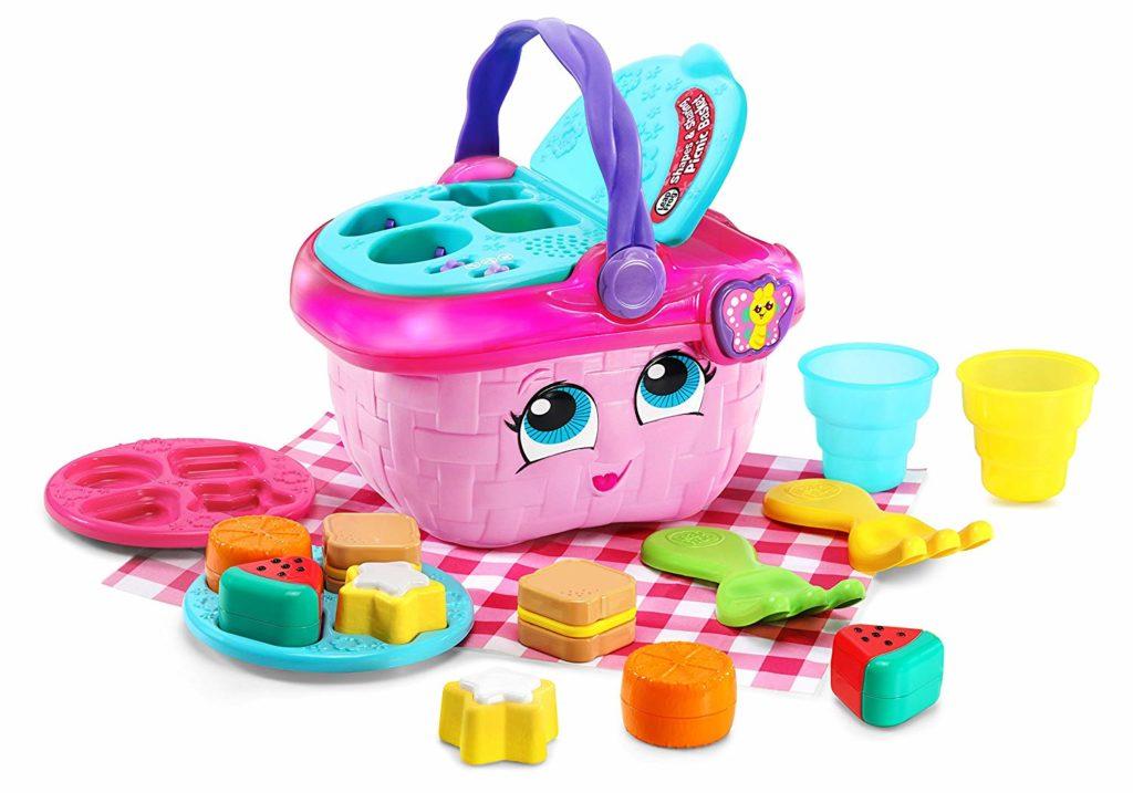 sorter dla dziecka - Koszyczek-Pikniczek- interaktywny - zabawkitotu