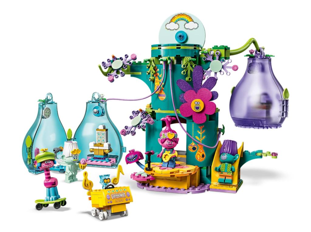 LEGO TROLLS Przyjęcie w popowej wiosce
