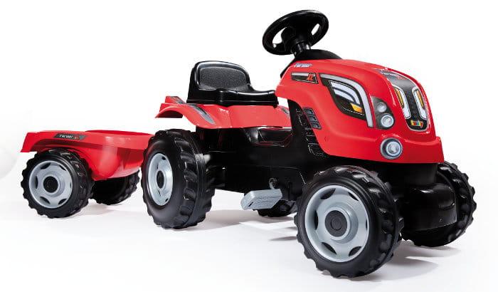 Traktor na pedały dla dziecka